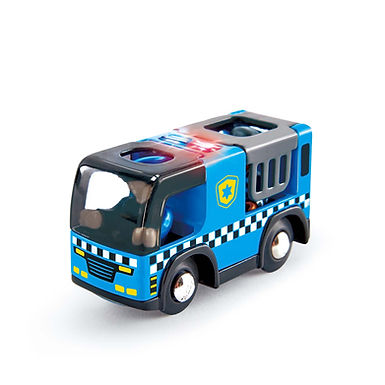 Hape Police Car with Siren