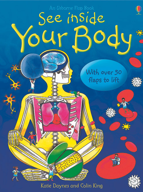 Books - See Inside Your Body