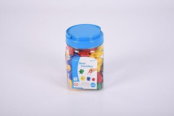 Edx Education Bear Counters Jar