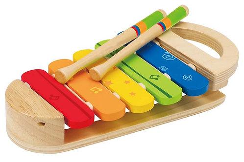 Hape Early Melodies Rainbow Zylophone