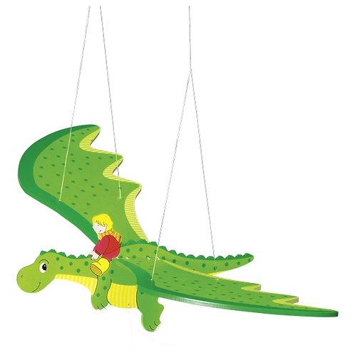 Goki Dragon, Swinging Animal