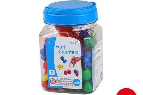 Edx Education Fruit Counters Jar