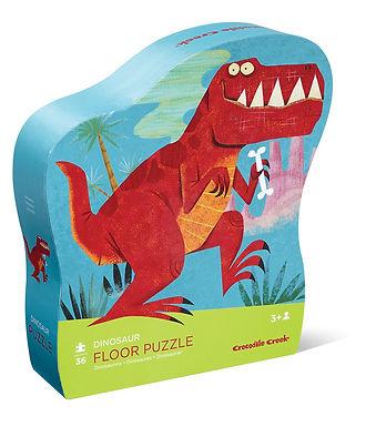 Crocodile Creek Dinosaur 36 Piece Jigsaw Floor Puzzle