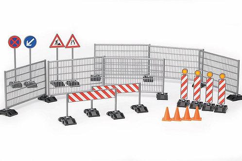 Bruder Bworld Accessories Construction Set