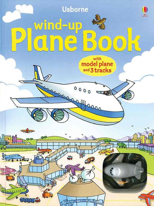 Books - Usborne Wind Up Plane