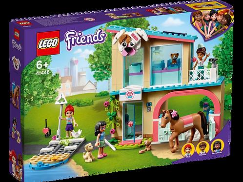LEGO Friends 41446 Heartlake City Vet Clinic