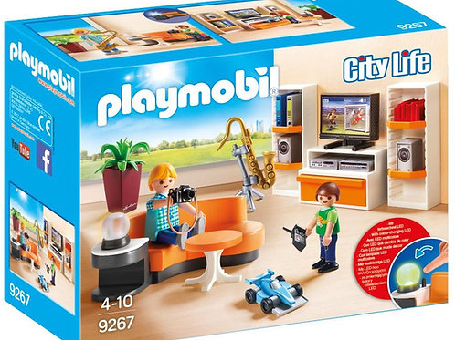 Playmobil 9267 City Life Living Room