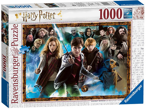Ravensburger Harry Potter, 1000pc Jigsaw Puzzle