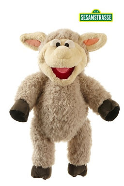 45cm Sesame Street Wool  puppet
