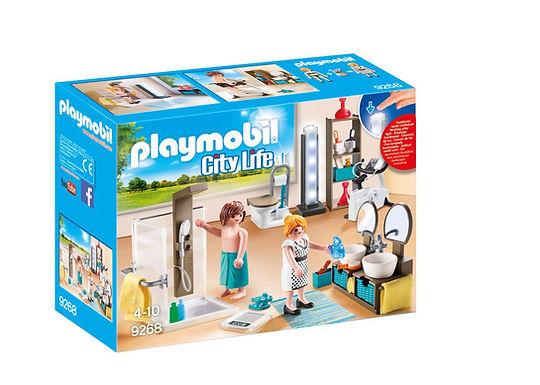 Playmobil 9268 City Life Bathroom