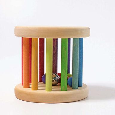 Grimms Rainbow Rolling Wheel