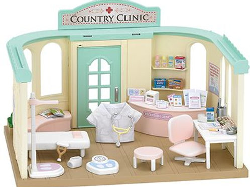Sylvanian Country Doctor