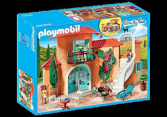 Playmobil 9420 Family Fun Summer Villa