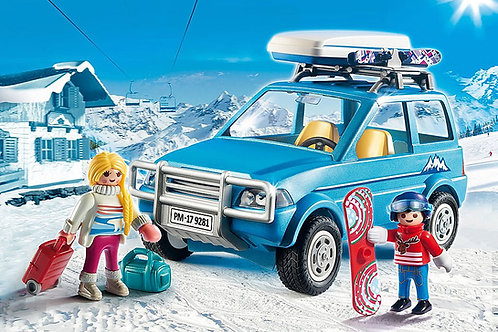 Playmobil 9281 Action Winter SUV