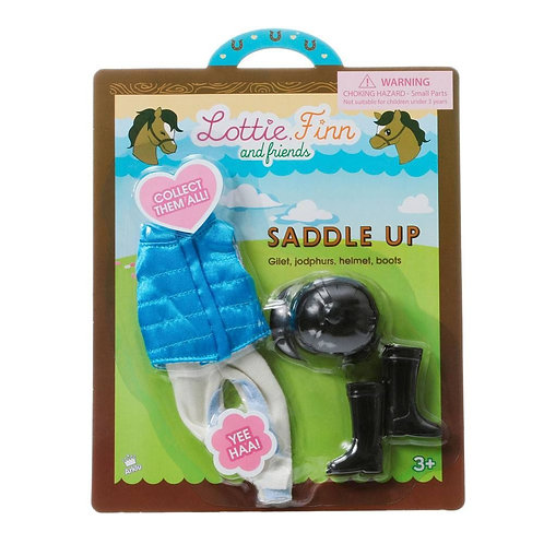 Lottie Dolls Saddle Up outfit