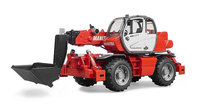 Bruder Manitou Telescopic Forklift Mrt 2150 w/access.