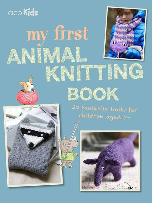Books - My First Animal Knitting Book