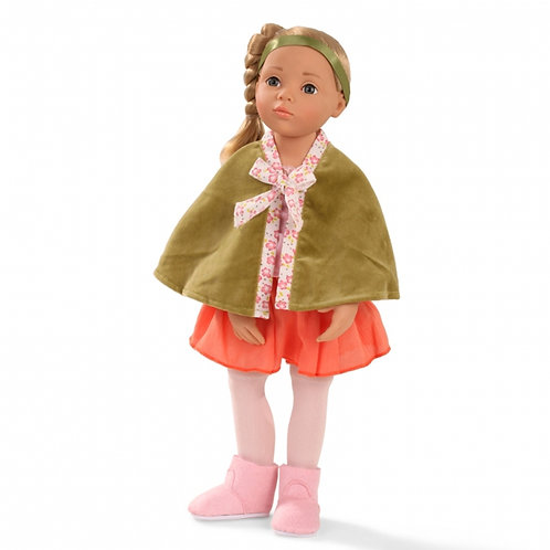 Gotz Dolls Happy Kidz, Anna, Forest Promenade
