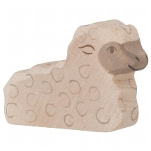 Holztiger Lamb, Lying