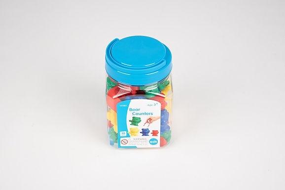 Edx Education Small Bear Counters Jar