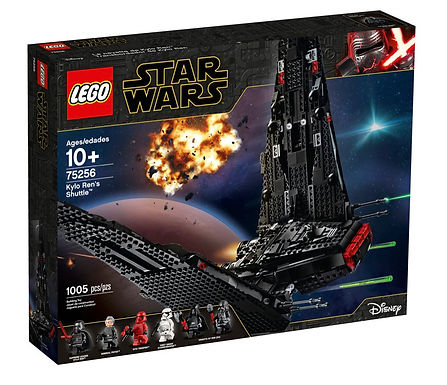 Lego 75256 Star Wars™ Kylo Ren's Shuttle™