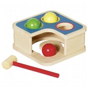 Goki Hammer Bench And Ball Track