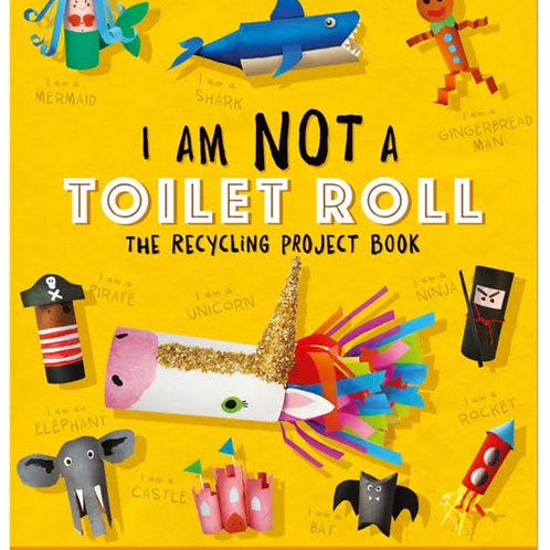 Books - I Am Not A Toilet Roll