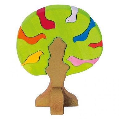 GLUCKSKAFER Bird tree