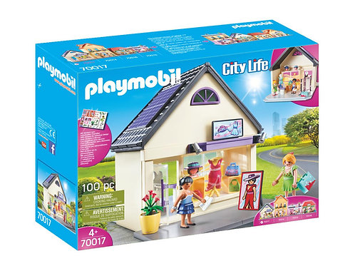 Playmobil 70017 City Life My Little Town Clothes Shop