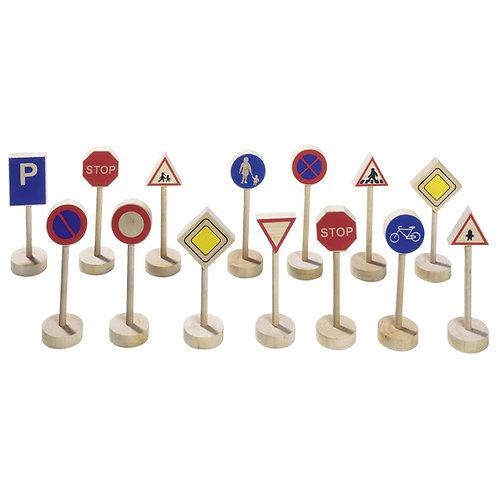 Goki Traffic Signs Assortment I