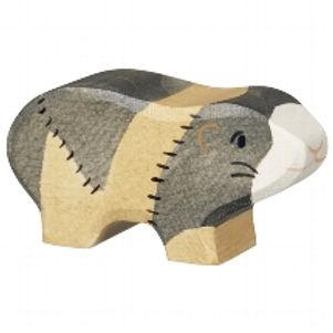 Holztiger Guinea Pig