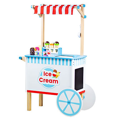BigJigs Ice Cream Cart