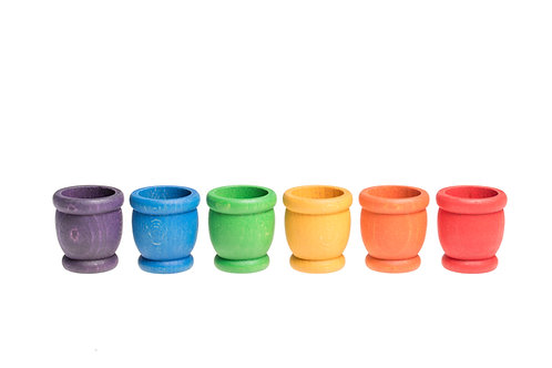 Grapat 6 X Mates (6 Colors)