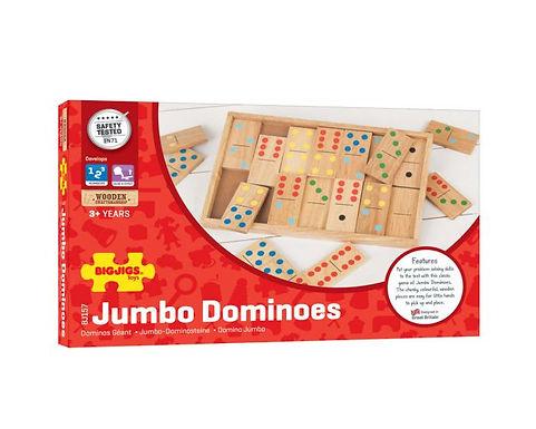 BigJigs Jumbo Dominoes