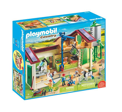 Playmobil 70132 Country Large Farm