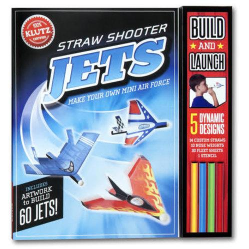 Books - Klutz Straw Shooter Jets