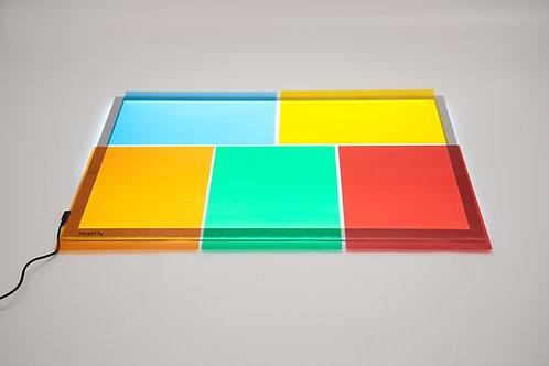 TickiT Acetate Colour Sheets