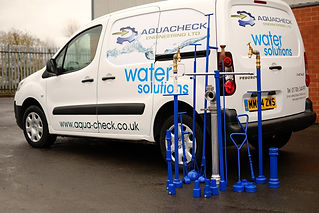 A full range of tools and equipment designed for the water industry