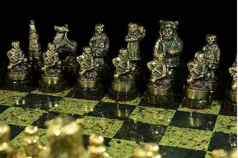 Шахматы Чукчи