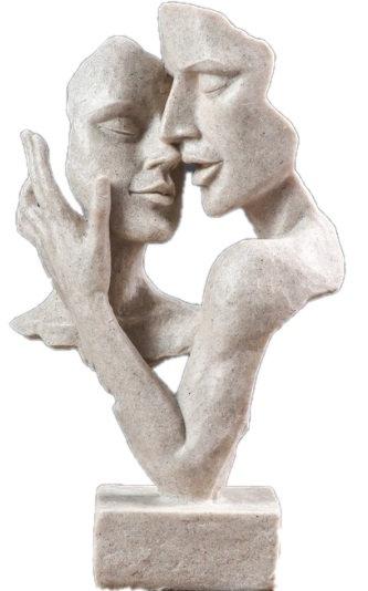 Статуэтка Поцелуй