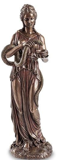 """Статуэтка """"Гигиея - богиня здоровья и чистоты"""""""