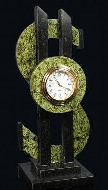 """Часы""""Доллар"""""""