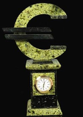 "Часы каминные""Евро"""