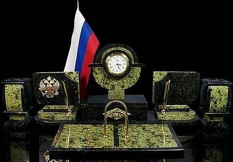 """Письменный прибор """"Шкатулка"""""""