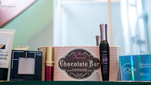 Tuto maquillage jour/soir avec la Chocolate Bar de Too Faced !