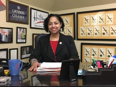 Hispanic Heritage Month Brown Girl Spotlight: Delegate Joseline Peña-Melnyk (MD)