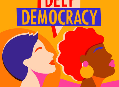 Playing the Long Game for Gender and Racial Parity in Politics - Deep Democracy Podcast with The BGG