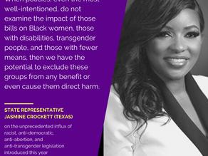 BGG x SiX Brown Girl Spotlight: TX State Representative Jasmine Crockett
