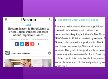 Parade Magazine! Listen to These Top 30 Political Podcasts About Important Issues