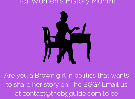 Write For Us! Be a BGG Guest Contributor for Women's History Month